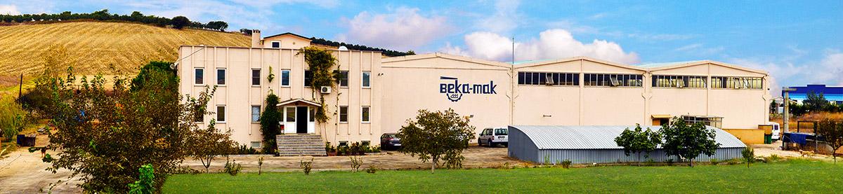 شرکت بکامک Beka-Mak ترکیه