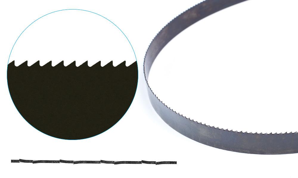 تیغ اره نواری کربن استیل هانسبرگ Honsberg SUPER 600620