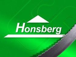 معرفی شرکت هانسبرگ (Honsberg) تولیدکننده تیغ اره های نواری