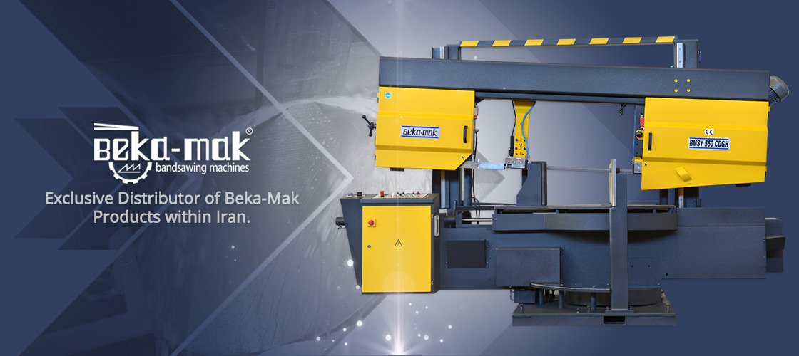 Javan Steel, Exclusive Distributor of Beka-Mak within Iran